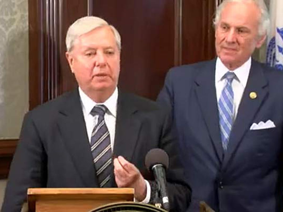 Graham, McMaster oppose U.S. House bill on voting rights