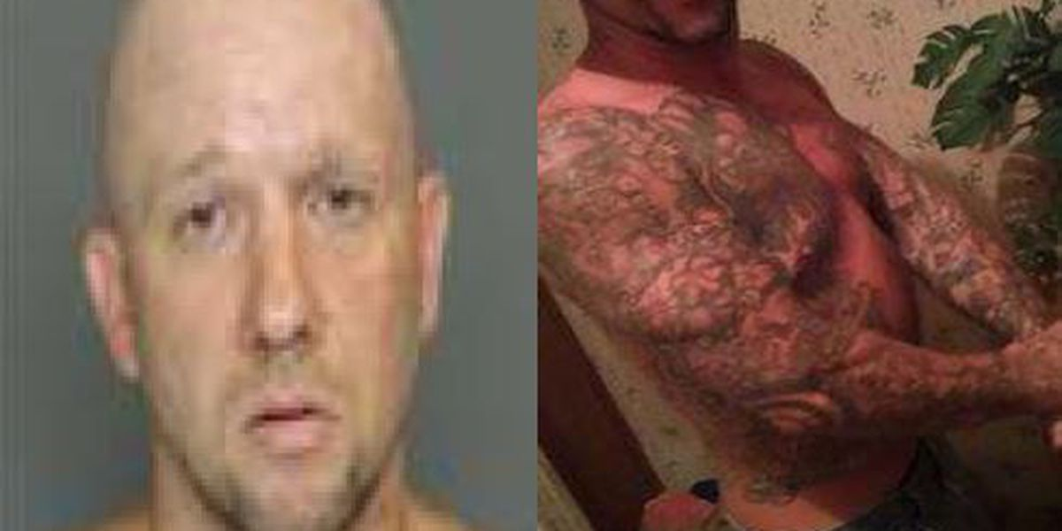 Escaped Colleton County inmate captured at Summerville neighborhood