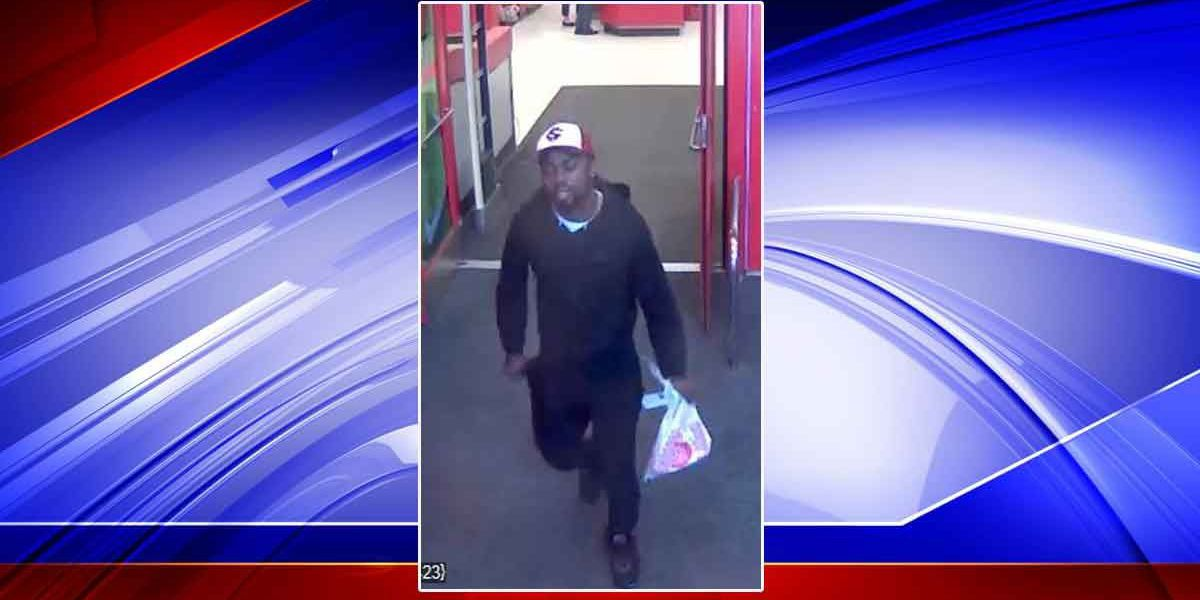 Mt. Pleasant police searching for man who used cloned debit card