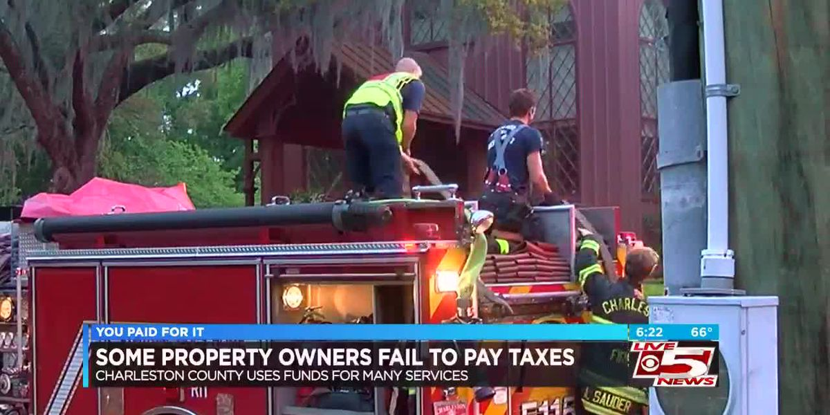 VIDEO: You Paid for It: Overdue Charleston County property taxes