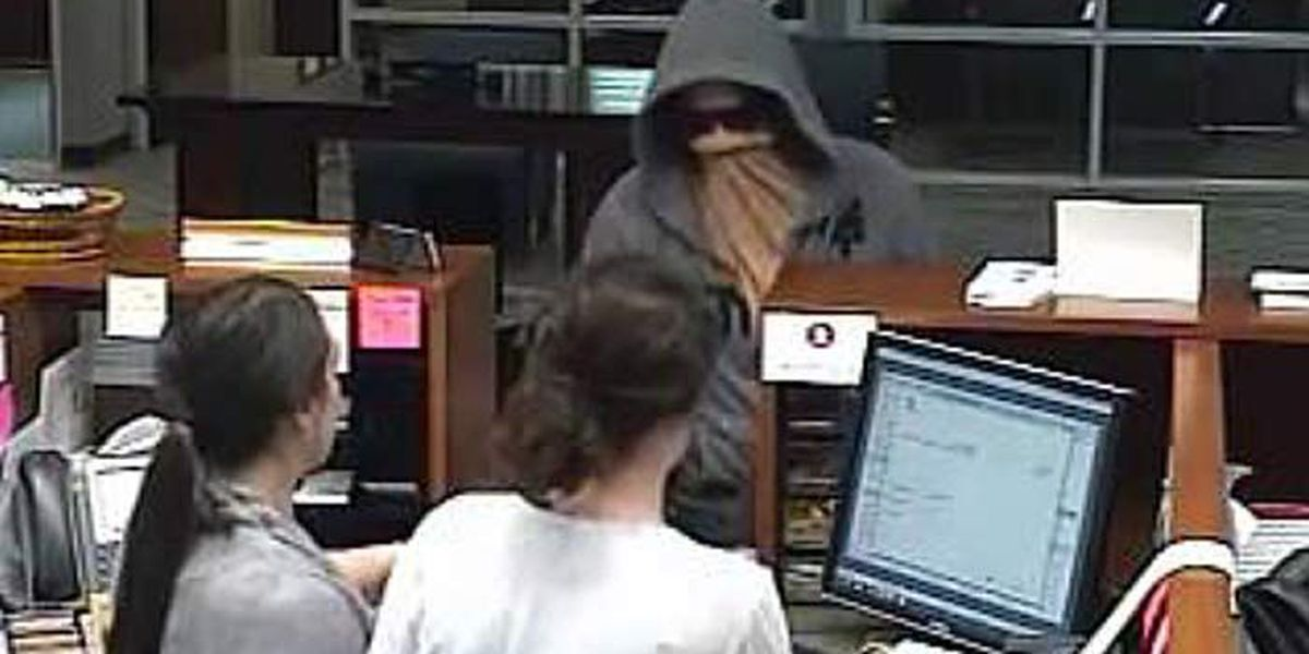 Police release surveillance pictures from West Ashley bank robbery