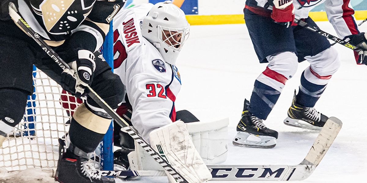 Jurusik Makes 40 Saves In Pro Debut, Leads Rays To Comeback Win In Shootout