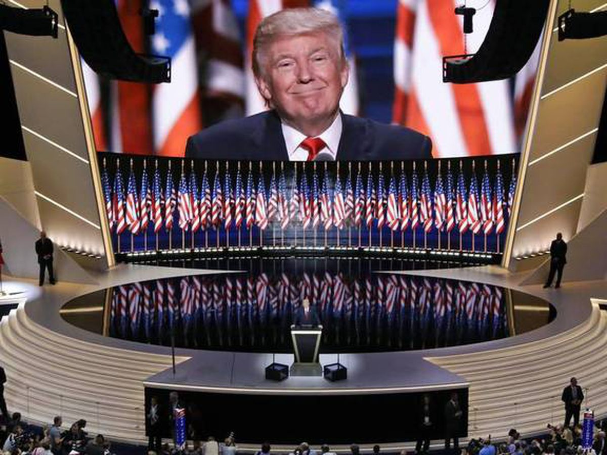 Trump 'would like' RNC to stay in Charlotte despite threatening to pull if space can't be 'fully occupied'