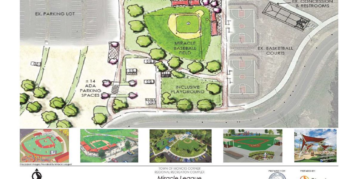 Baseball field for children with special needs one step closer to reality
