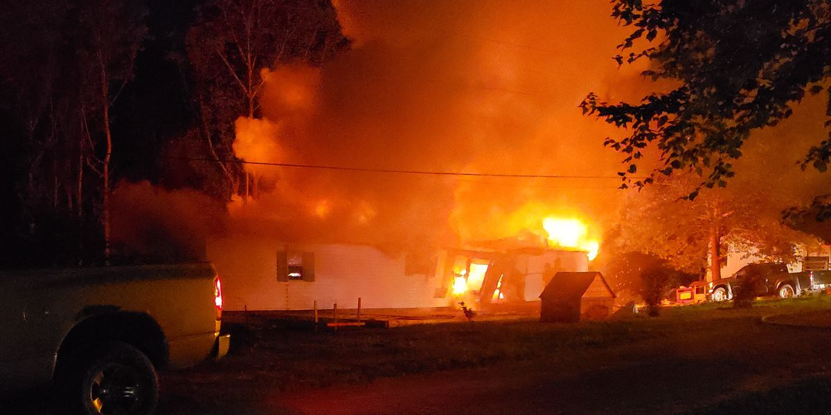 Two killed in intentional Alexander County house fire, another person missing
