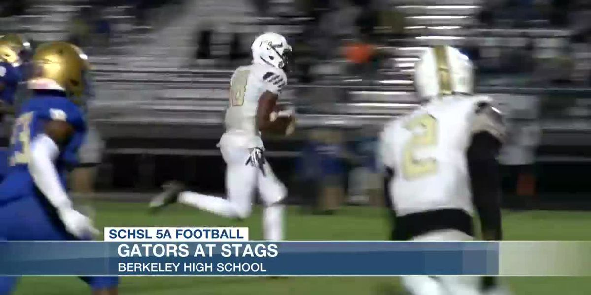 VIDEO: Goose Creek beats Berkeley on Monday night