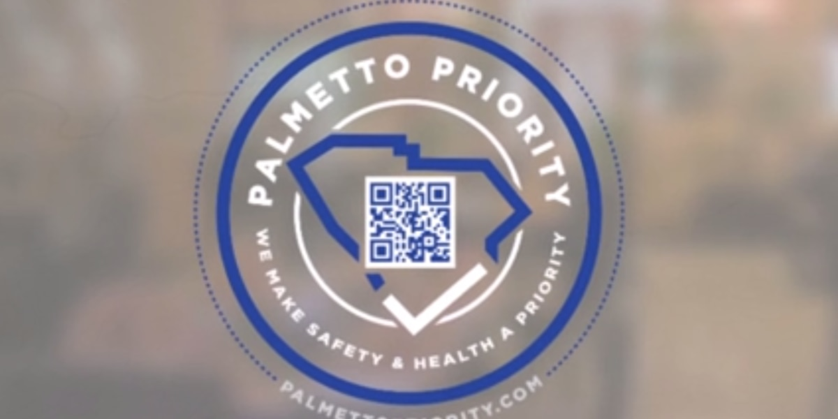 Businesses start displaying their Palmetto Priority seal