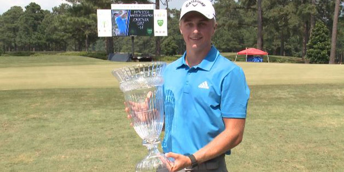 HHI teenager wins 89th South Carolina Amateur Championship