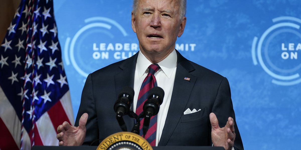 Jobs are make-or-break argument for Biden in climate plan