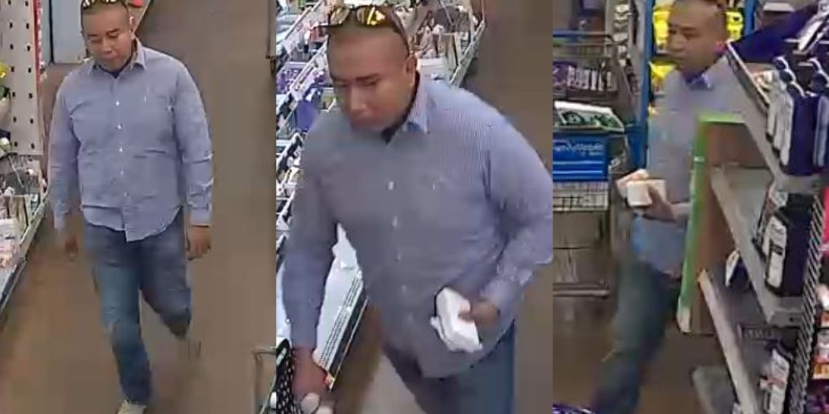 RCSD in search of man accused of grabbing teen inappropriately in Walmart