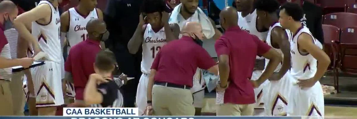 VIDEO: Costly foul lifts College of Charleston over Drexel 61-60