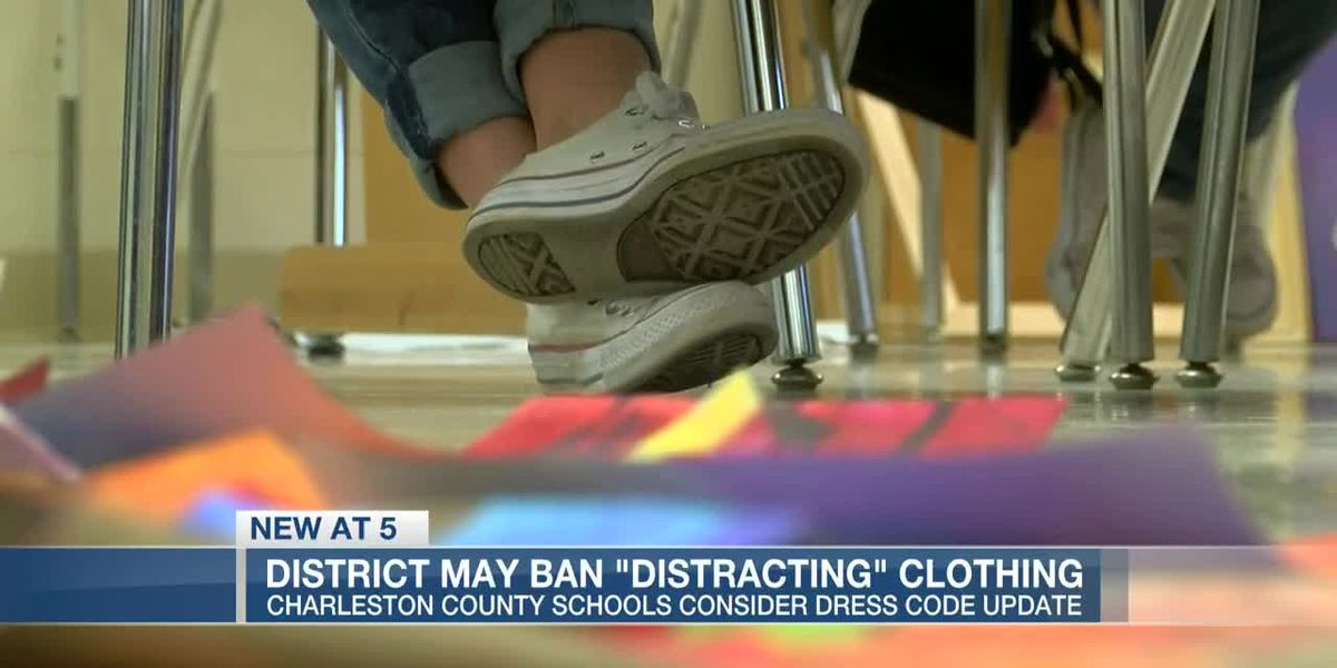 VIDEO: Charleston County schools may ban shorts above knee, clothing that 'distracts'