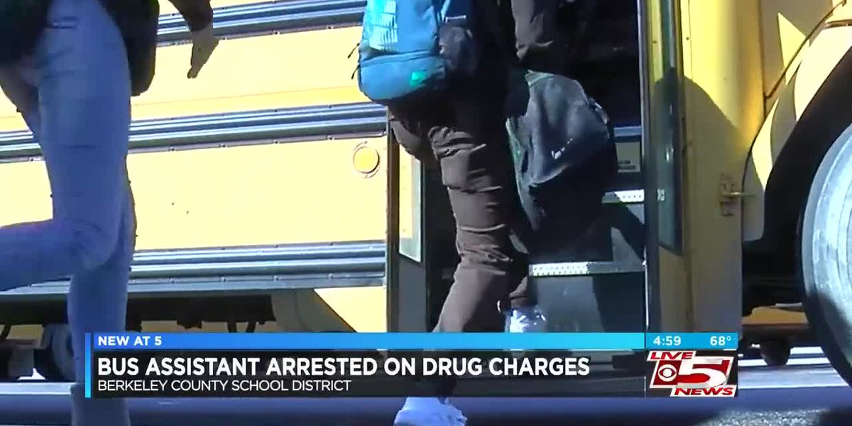 VIDEO: Berkeley Co. school bus assistant discovered to be N.J. fugitive