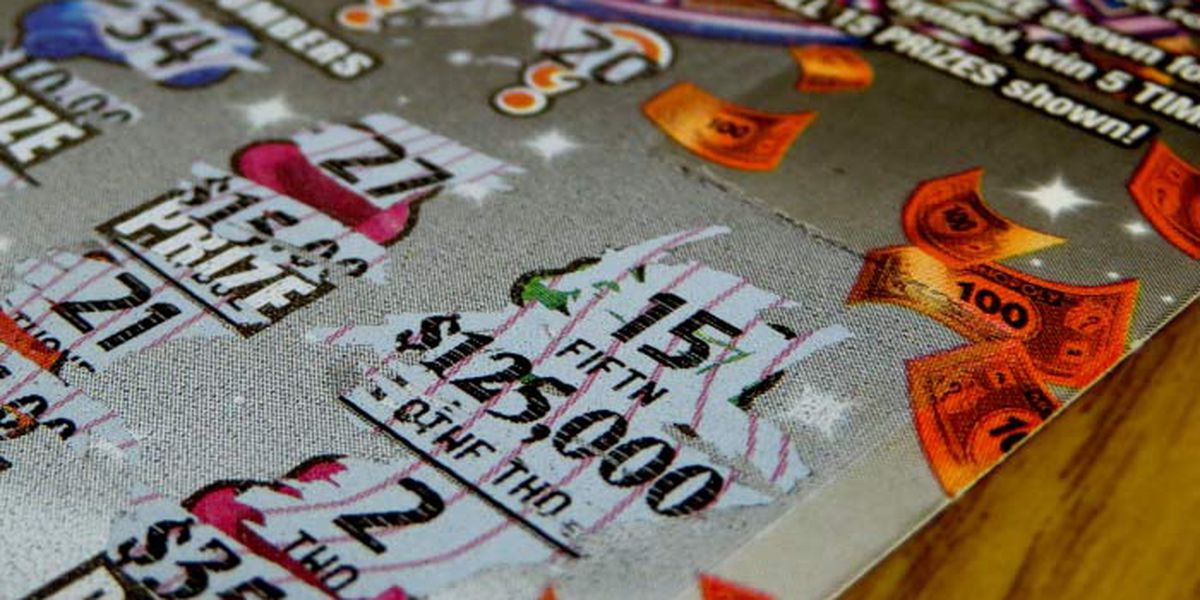 Woman unknowingly gifts mother winning scratch-off lottery ticket