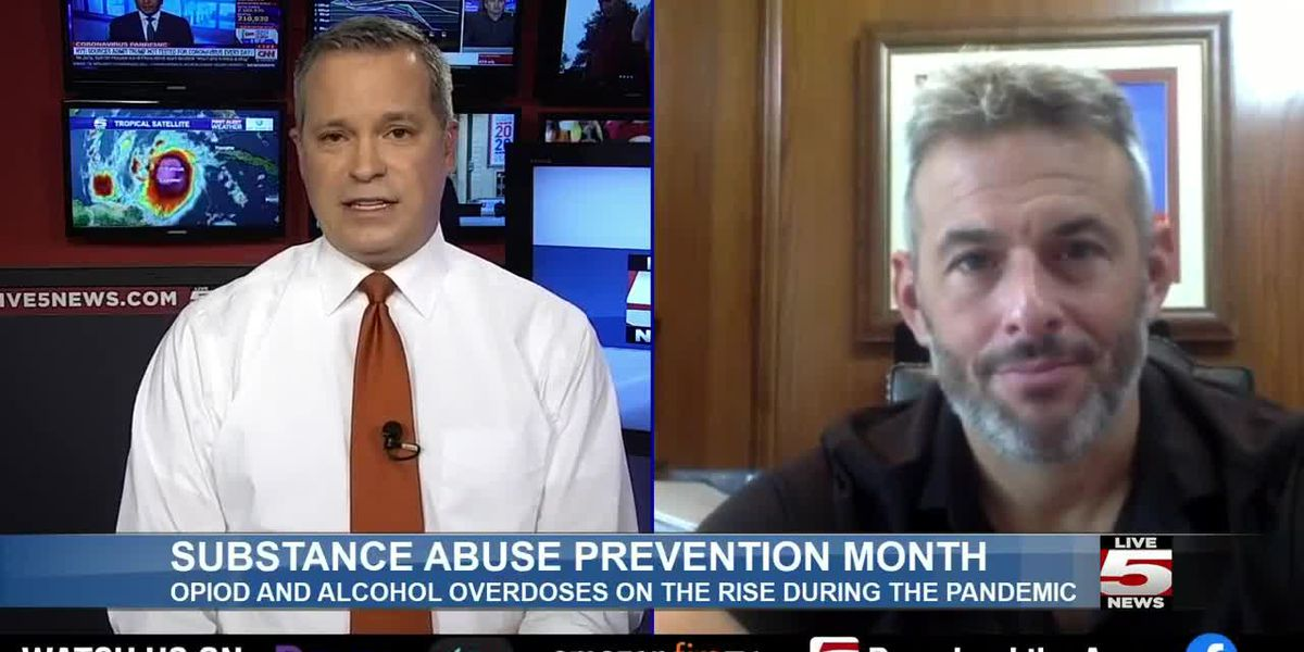 Recovering addict-turned-author and life coach offers advice for Substance Abuse Prevention Month