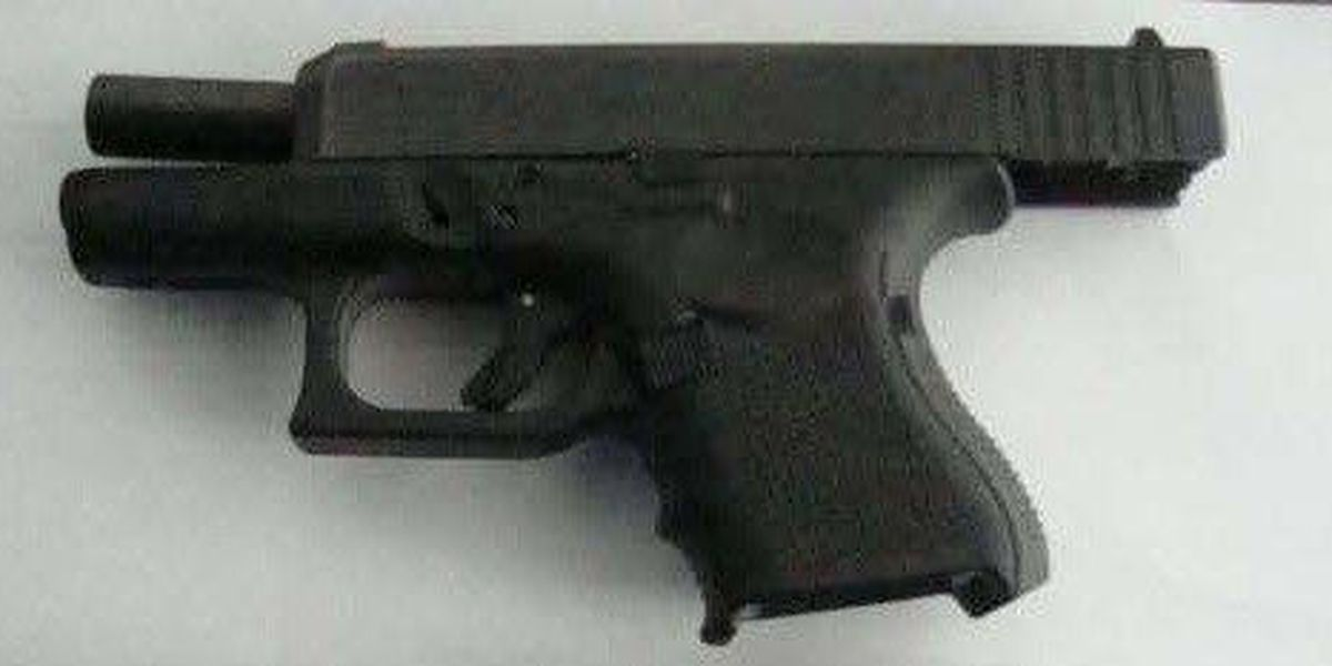 TSA discovers loaded gun in passengers's carry-on bag at Charleston airport