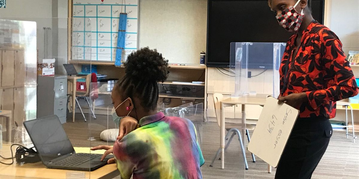 Charleston County Schools launching its own 'learning pods' in October
