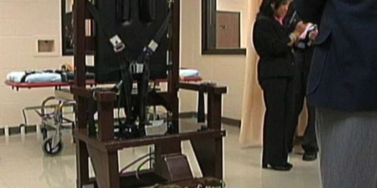 Bill in the State House makes second attempt to bring the electric chair back to South Carolina