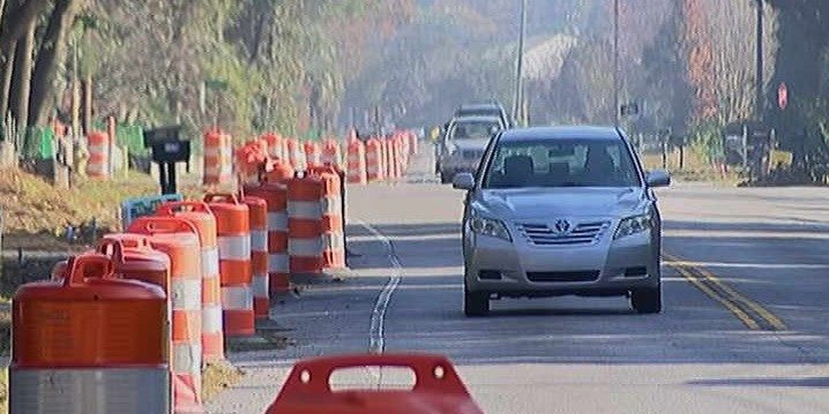 Lane closures to continue for Harbor View Rd. through March 21