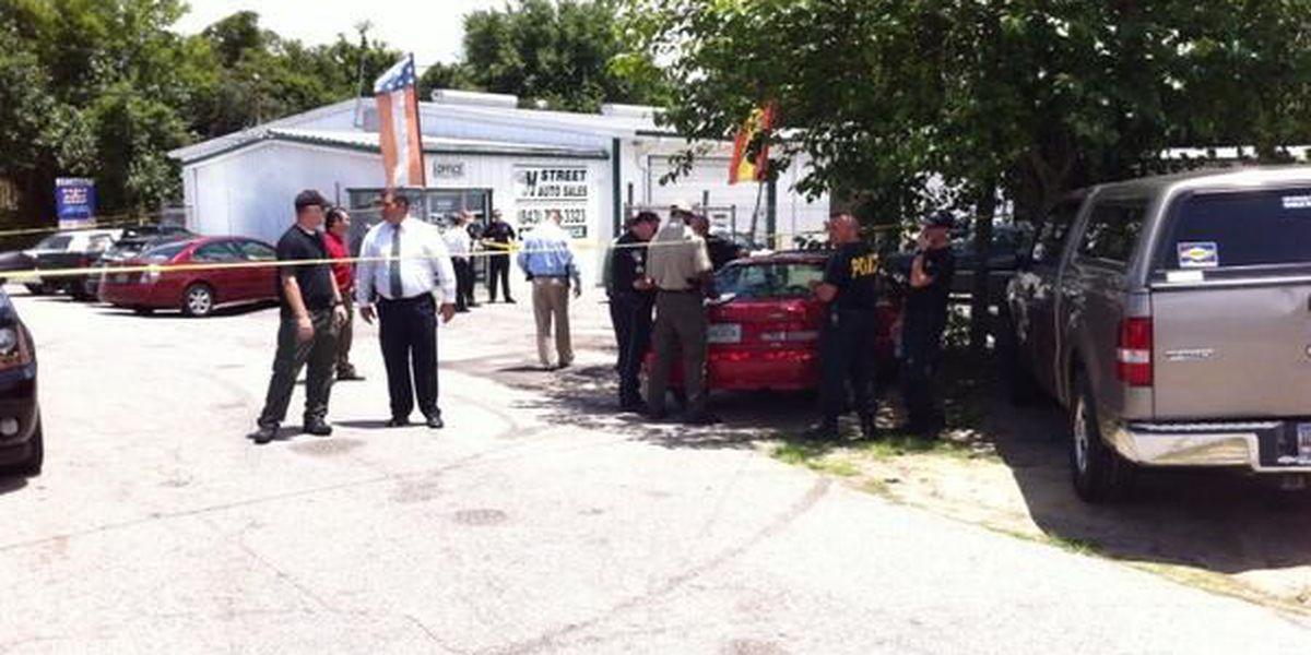 NCPD: Man shot after pointing gun at officers, SLED investigating