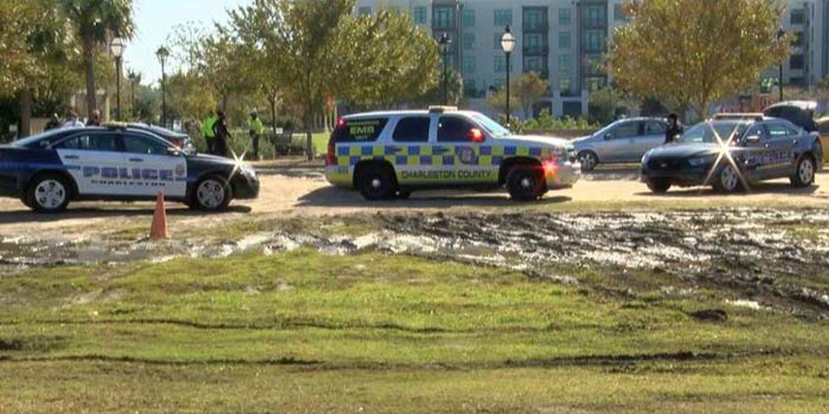 Police investigating body found near S.C. Aquarium