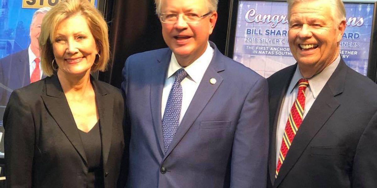 Charleston mayor proclaims Wednesday as 'Bill & Debi Day'
