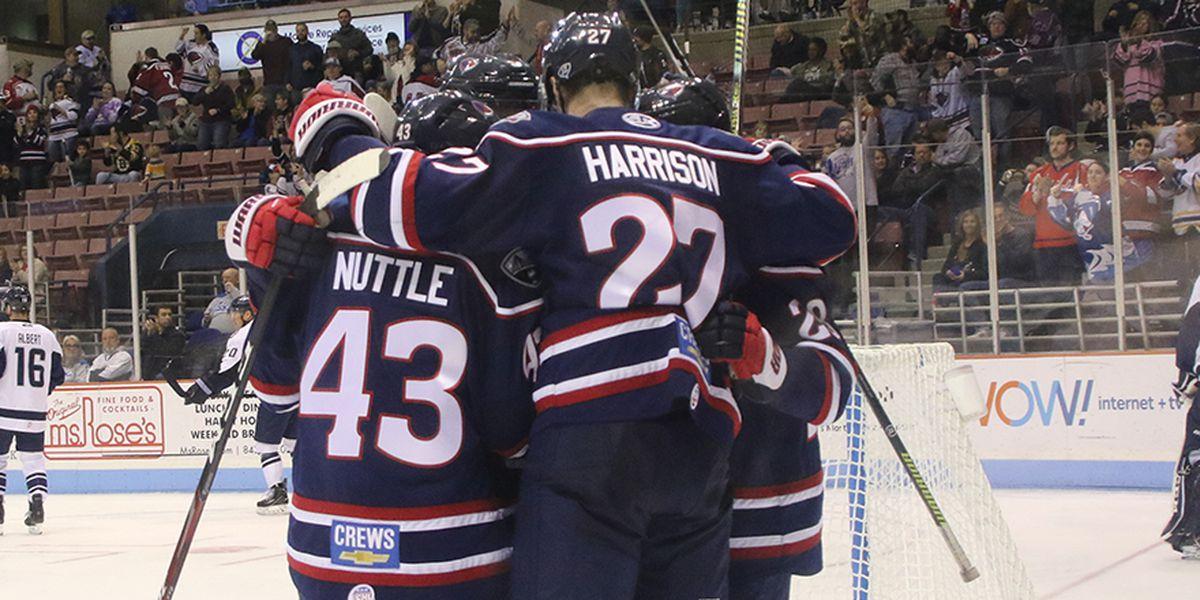 ECHL Announces Revised Start Date For 2020-21 Season