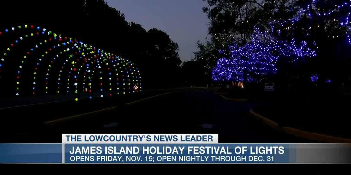 VIDEO: Holiday Festival of Lights begins Friday