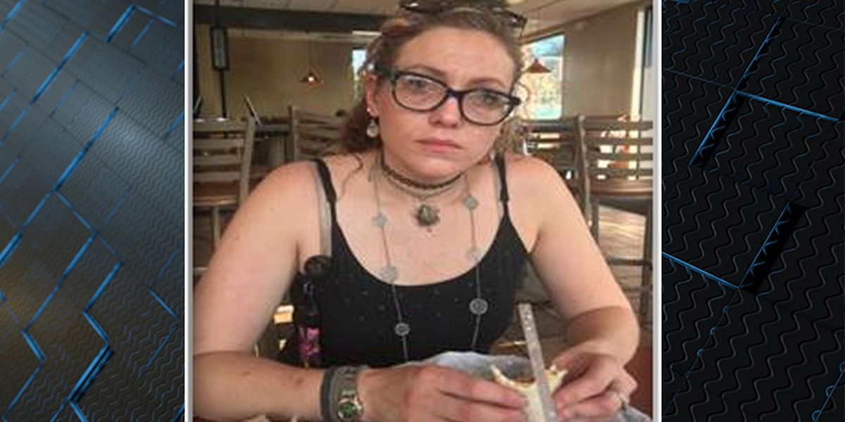 Missing Charleston woman located, police say