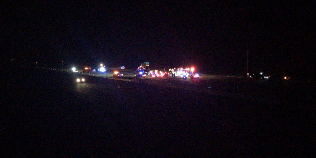 SCHP: One dead after crash Monday night on I-26 WB