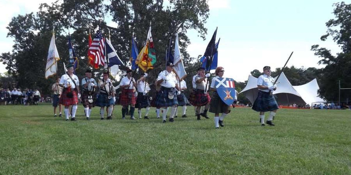 Clans unite for the Lowcountry's 45th annual Scottish Games