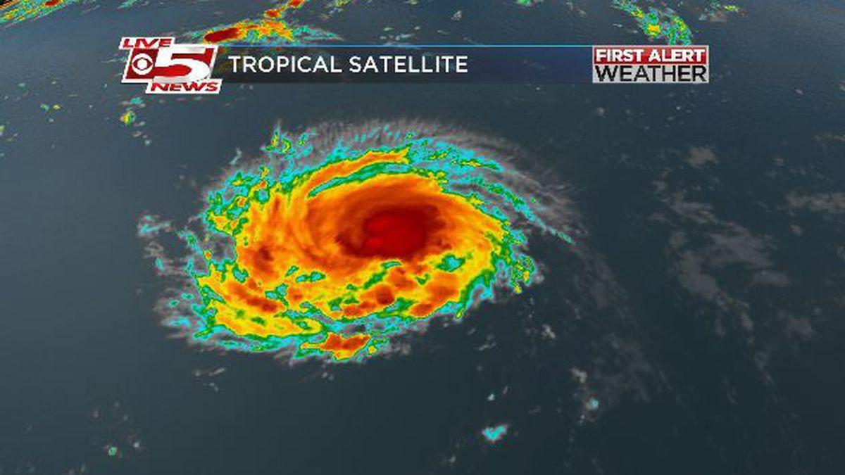 TAKE A STAND: Hurricane Florence