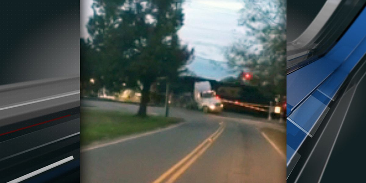 Emergency crews respond to crash involving train, tractor trailer in Berkeley Co.