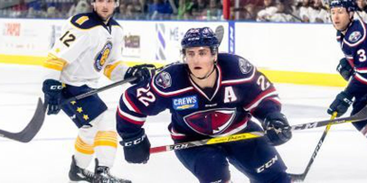Stingrays clipped by Admirals 3-2 in overtime