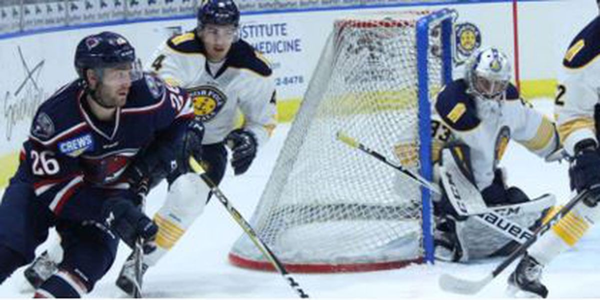 Milner's 37 Saves Not Enough In 3-1 Loss To Norfolk