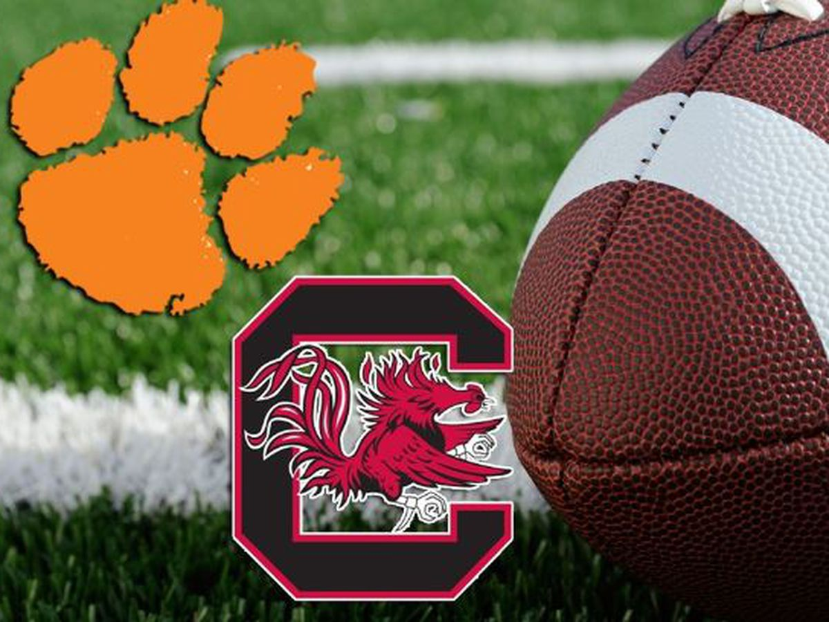 South Carolina-Clemson game will kickoff at 7 pm