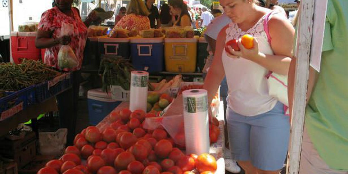 Farmer's Market shuts down early to avoid construction noise