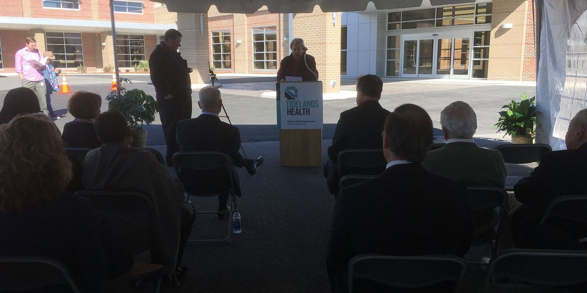 Tidelands Health receives $10 million donation