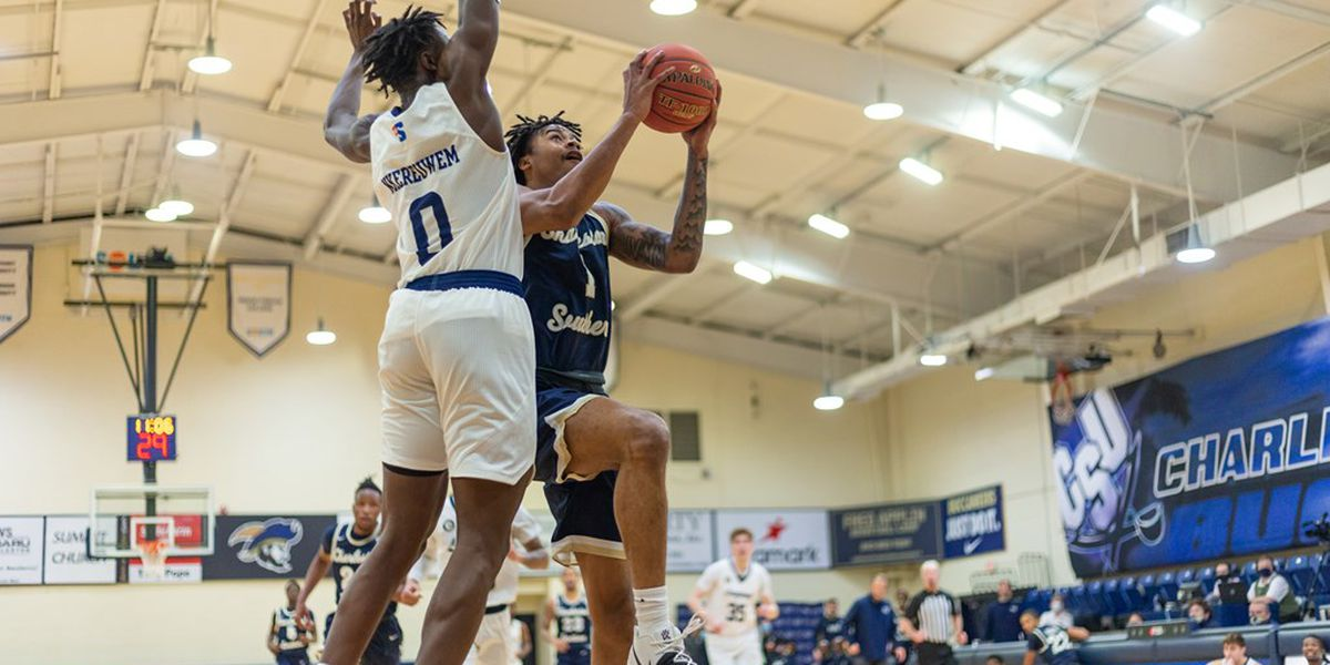 Munoz carries Longwood past Charleston Southern 64-58