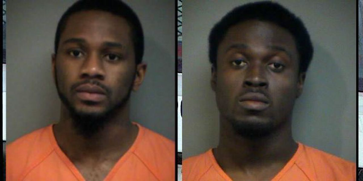 Two men arrested following car chase, burglary in Georgetown County
