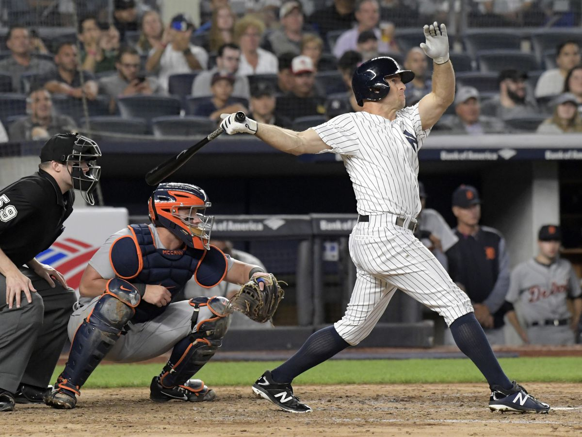 AP source: Brett Gardner, Yankees reach $12.5M, 1-year deal