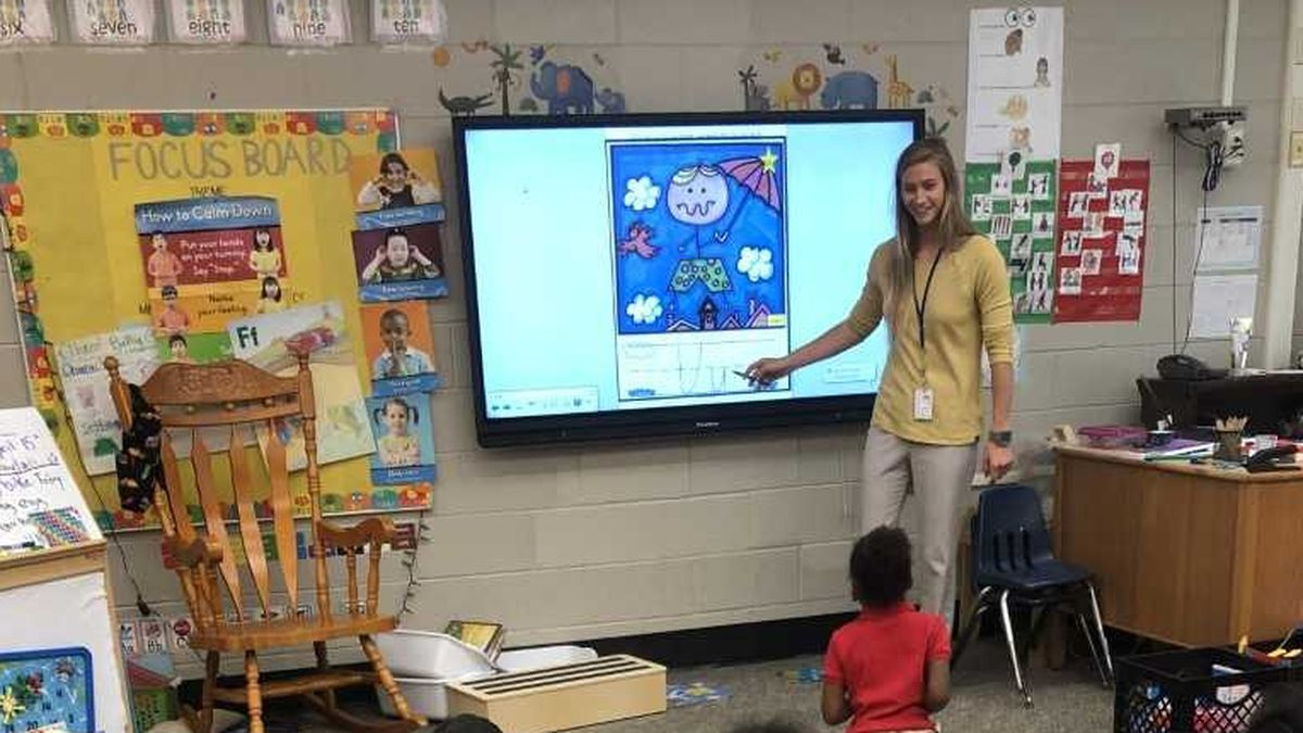 Classroom Champions: Goodwin Elementary teacher wants STEM games and activities to help young students