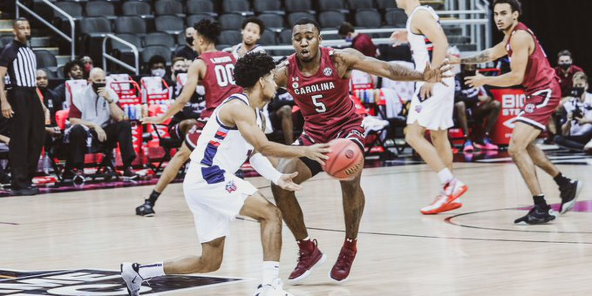 Liberty knocks off another SEC opponent in Gamecocks 78-62