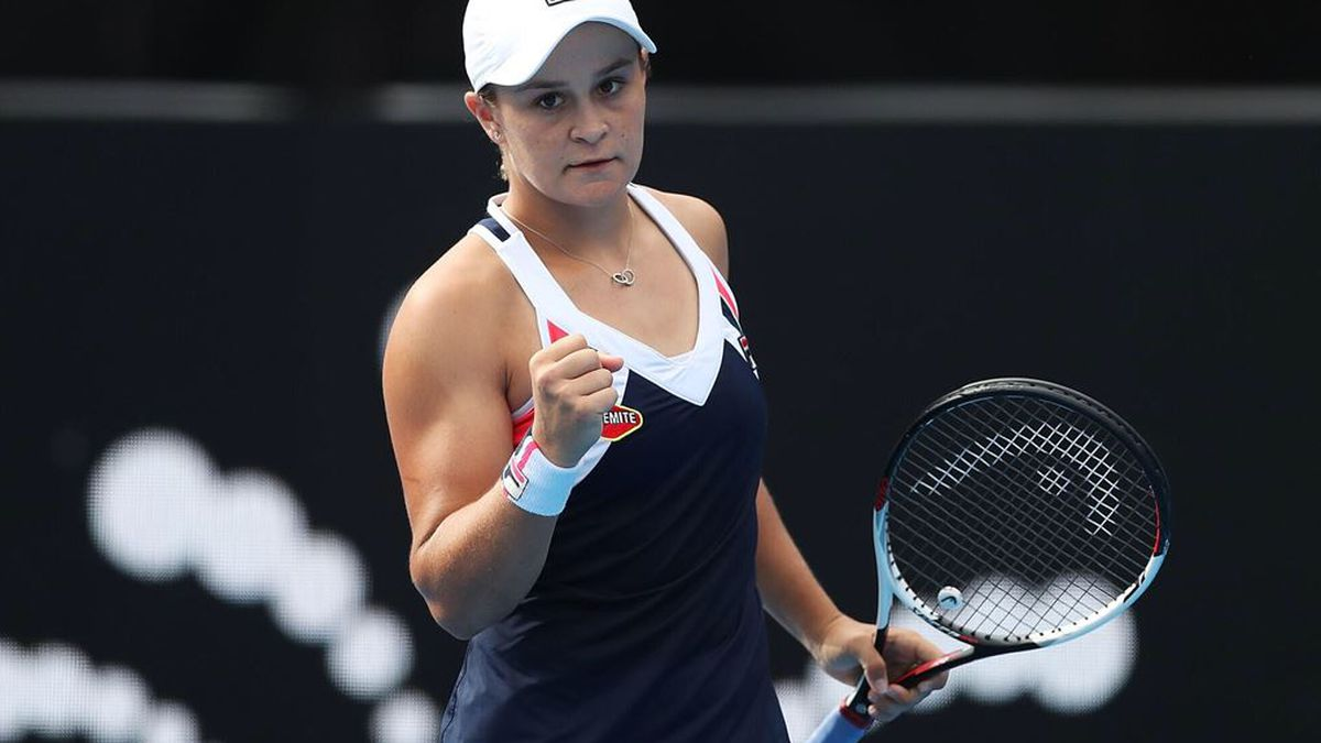 World No. 1 Ashleigh Barty commits to 2020 Volvo Car Open