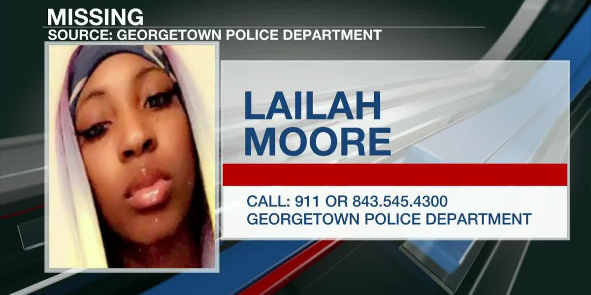 VIDEO: Georgetown Police searching for 15-year-old girl missing since March