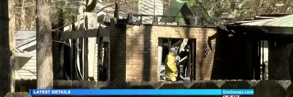 Town official: One dead in suspicious Mt. Pleasant house fire