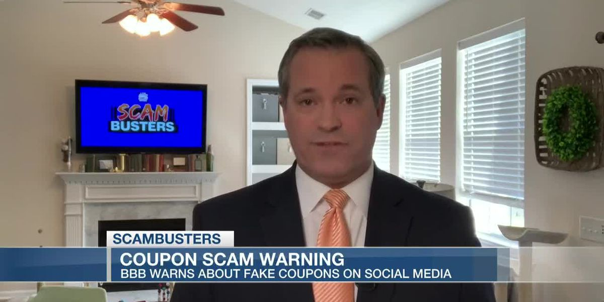 VIDEO: BBB warns about fake coupons on social media