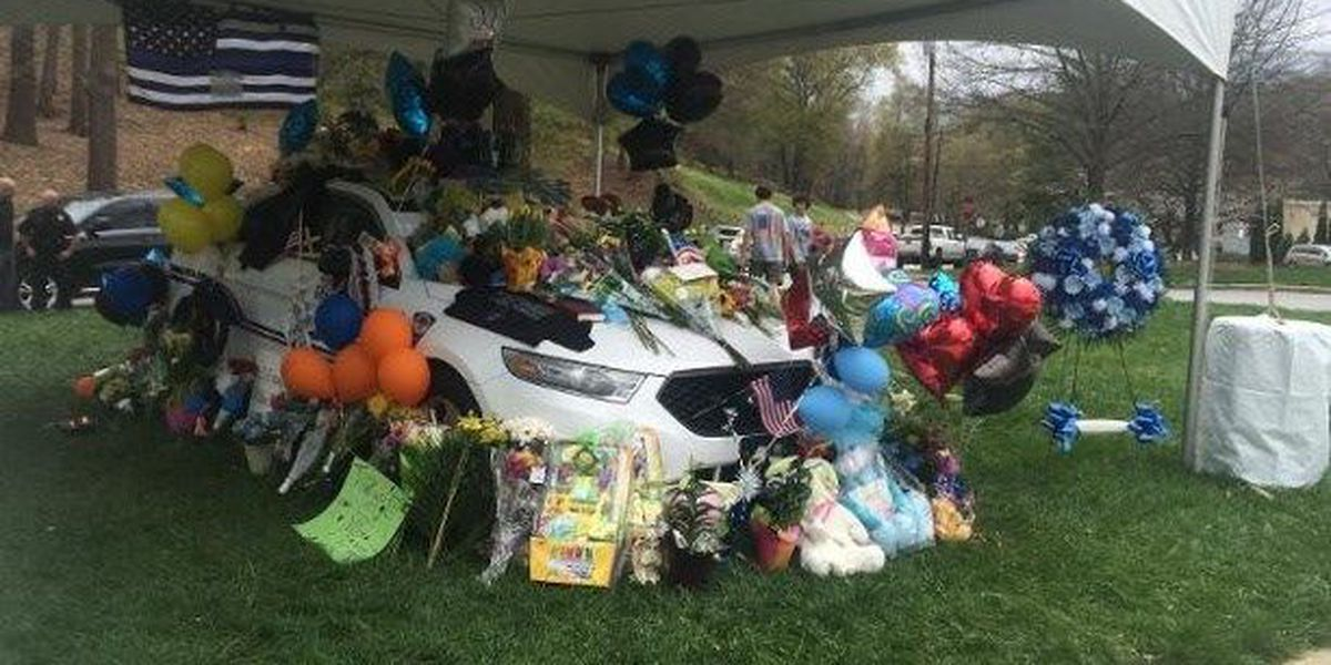 GoFundMe page raises more than $121,000 for S.C. fallen police officer