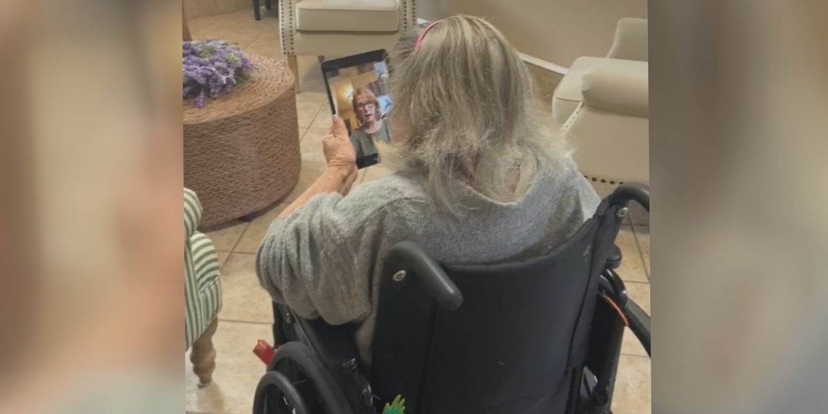 Mount Pleasant man donating iPads to local nursing homes