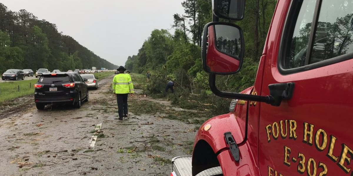 Multiple tornadoes, including an EF-2, confirmed so far in the Midlands from Friday's storms
